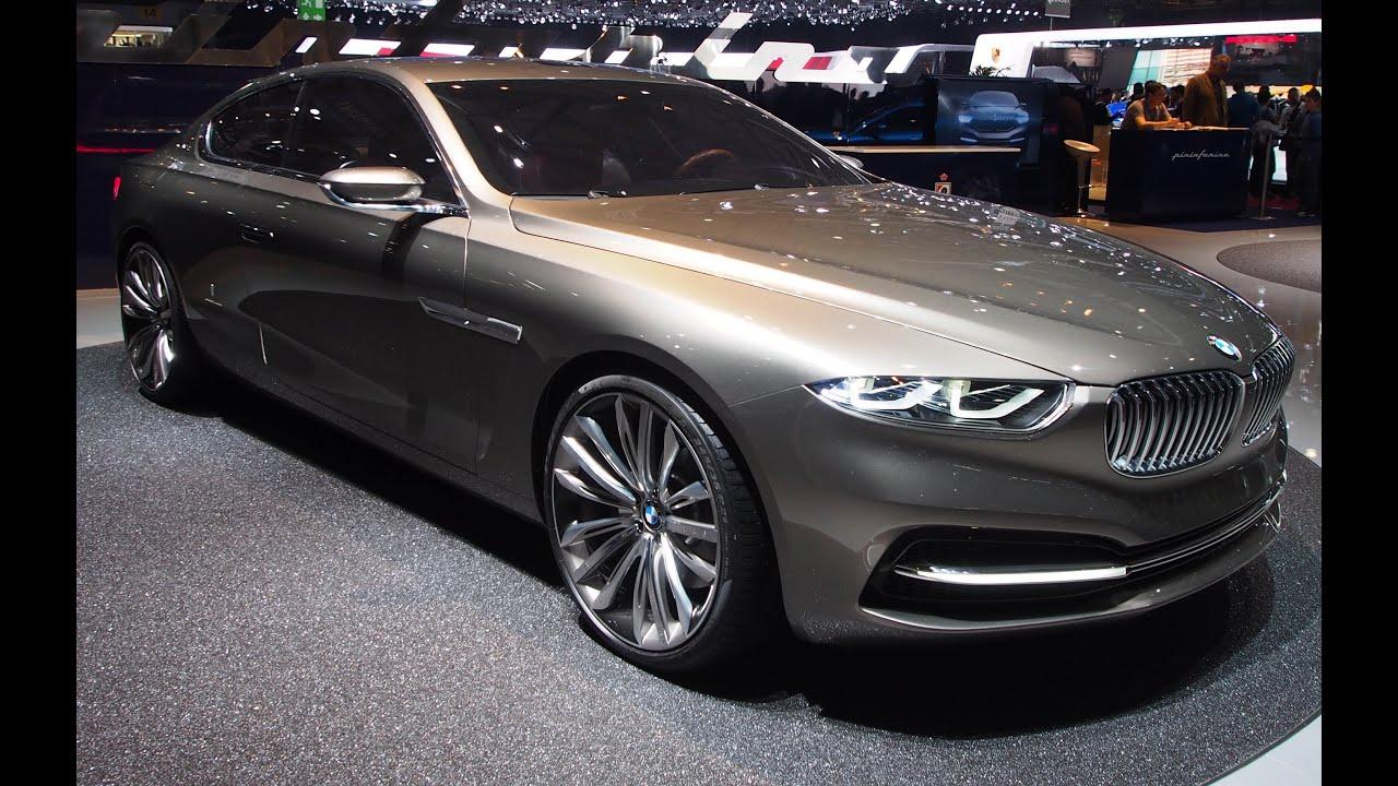 BMW Pininfarina Gran Lusso Coupe V12  YouTube