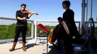 Eunescu, Fronna and Tammurriata-Italian Traditional Music- Laura Grimaldi