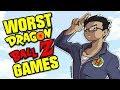 Top Ten WORST Dragon Ball Games - SmugStick