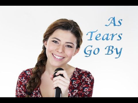 The Rolling Stones - As Tears Go By (cover by Ella Poletti and lyrics)