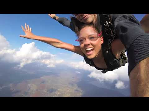 Tandem Skydive | Moriah from Chattanooga, TN