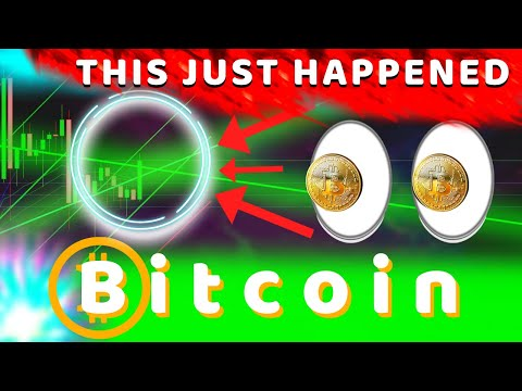 BITCOIN BREAKING NOW! BTC JUST BROKE THESE 4 PATTERNS IN THE LAST 4 HOURS – FALLING WEDGE BREAKOUT??
