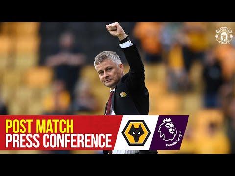 Post Match Press Conference | Wolves 0-1 Manchester United | Ole Gunnar Solskjaer