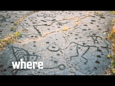 Hawaiian Culture Video: The Petroglyphs of Hawaii