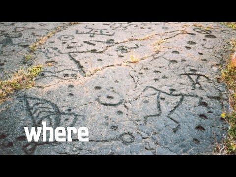 Hawaiian Culture Video: The Petroglyphs of Hawaii