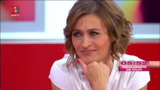 Dário deixa Fátima Lopes em lágrimas