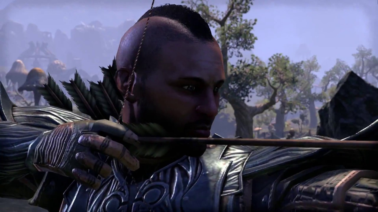 Elder Scrolls Online Return To Morrowind Trailer