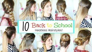 10 Back to School Hairstyles 2017 | Braidsandstyles12