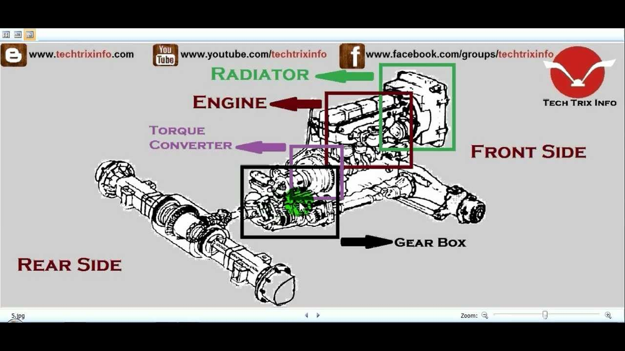 hight resolution of auto mobile engine part diagram