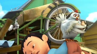Upin & Ipin Full Episodes ᴴᴰ ♥ The Best Cartoons! ♥ New Collection 2017 ♥ #4