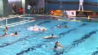Пятый тур чемпионата России по водному поло стартовал в Златоусте во вторник