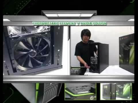 Complete : TT Element V Nvidia Edition By TKCOM