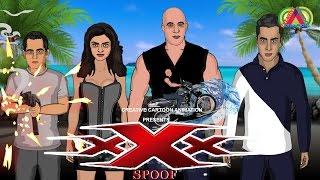 xXx: The Return of Xander Cage || Vin Diesel || Deepika Padukone ||Spoof || CCA