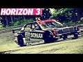 Forza Horizon 3 : 270+ MPH Mercedes-Benz 190E Evo 2 Build