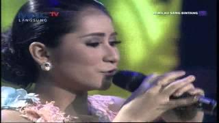 """Zaskia Gotik - Azizah KDI """" Tarik Selimut """" Kemilau Sang Bintang (30/7)"""