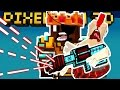 PIRATE CHICKEN DESTRUCTION!! | Pixel Gun 3D