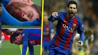 THIS is why you shouldn't hurt Lionel Messi ... thumbnail