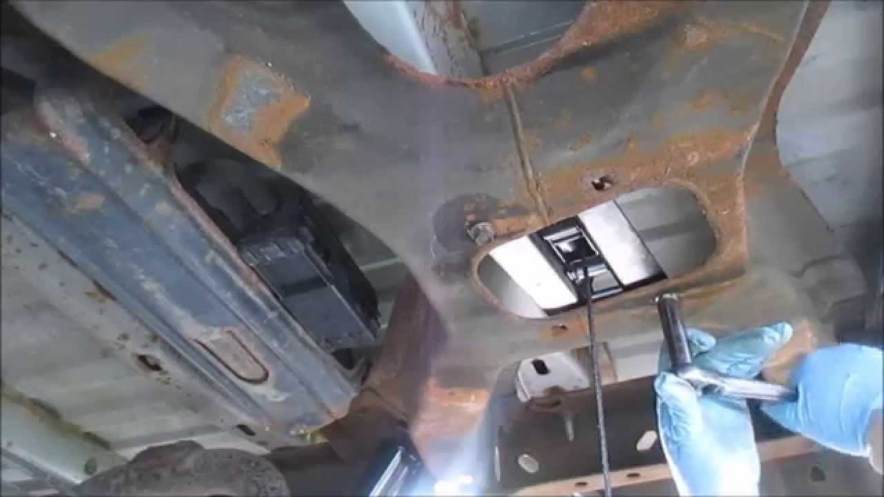 Dodge Ram 2002 >> Spare Tire Hoist Replacement Ford F150 - YouTube