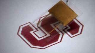 Researchers Create Transparent Lithium-Ion Battery