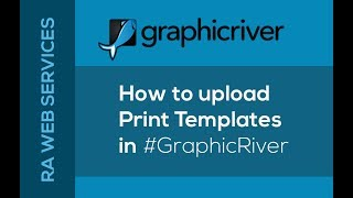 Gambar cover How to upload print templates in Graphic River - (Business Card Design) - 2018