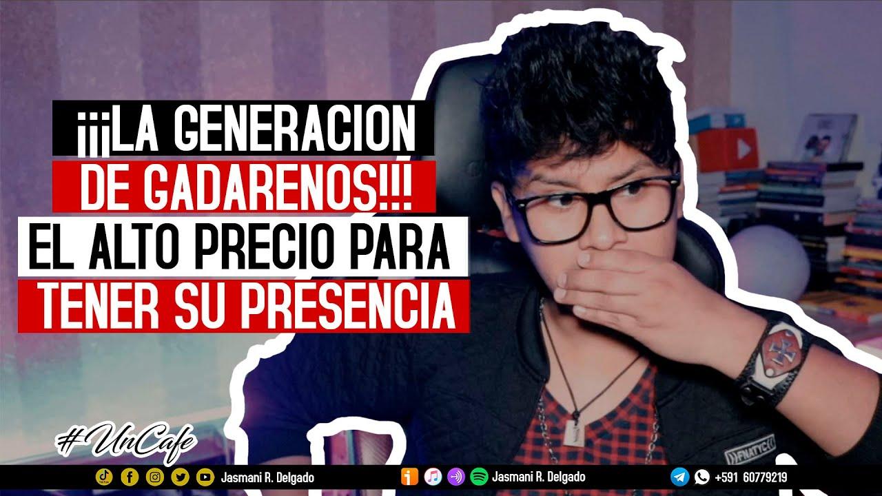 La Generación de Gadarenos en la Iglesia de Hoy   Desprecio a la Santidad #UnCafe   Jasmani Delgado