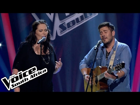 The Massers - Landslide | Blind Audition | The Voice SA Season 2