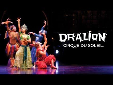 Dralion, el espectáculo oriental del Cirque du Soleil