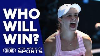 Who will win the Australian Open Women's Title? | Wide World of Sports