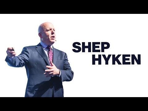 Shep Hyken Demo: Customer Service and Experience Keynote ...