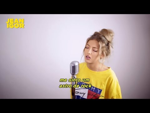 Post Malone - rockstar (Legendado-Tradução) [cover by Sofia Karlberg] [OFFICIAL VIDEO]