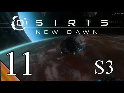 Osiris New Dawn (S3) 11: Need To Float Faster!  Let's Play Osiris New Dawn Gameplay
