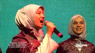 Medreseja  Haxhi Sheh Shamia, Selma Bekteshi Biz kısık sesleriz MATURA 2018