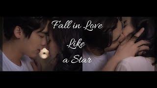 💕⭐Влюбиться как звезда🌠😍Fall In Love Like A Star🌠Fix You ⁄ Everglow😍