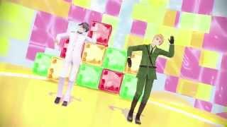 【Hetalia MMD】Shake It Off [HD]