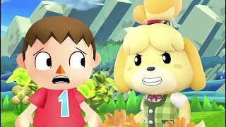 Isabelle for Smash (unexpected)