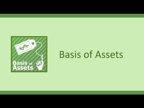Basis of Assets