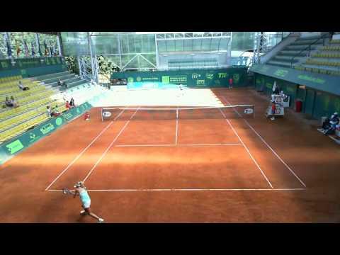 Claire Liu v Sofya Zhuk (2013 World Junior Tennis Final)