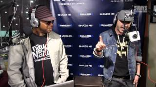 PT 2: R-Mean and Dub Freestyle on Sway in the Morning