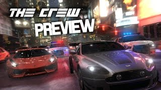 THE CREW Beta - Preview / Meinung