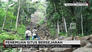 Download lagu Situs Bersejarah Mirip Piramida Ditemukan di Purworejo