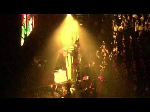 The Weeknd - The Madness Fall Tour 2015 (LIVE) Detroit