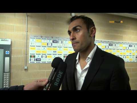 Crystal Palace Reaction With Ahmed Elmohamady
