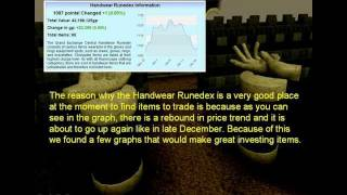 Examining Runedex's on Grand Exchange Central: 01/17/12