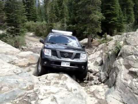 Nissan Pathfinder R51 Off Road Wheeler Lake Colorado Pt2