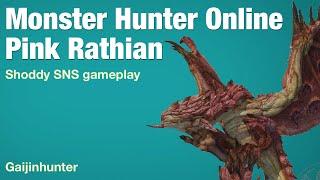 Monster Hunter Online (MHO): Pink Rathian