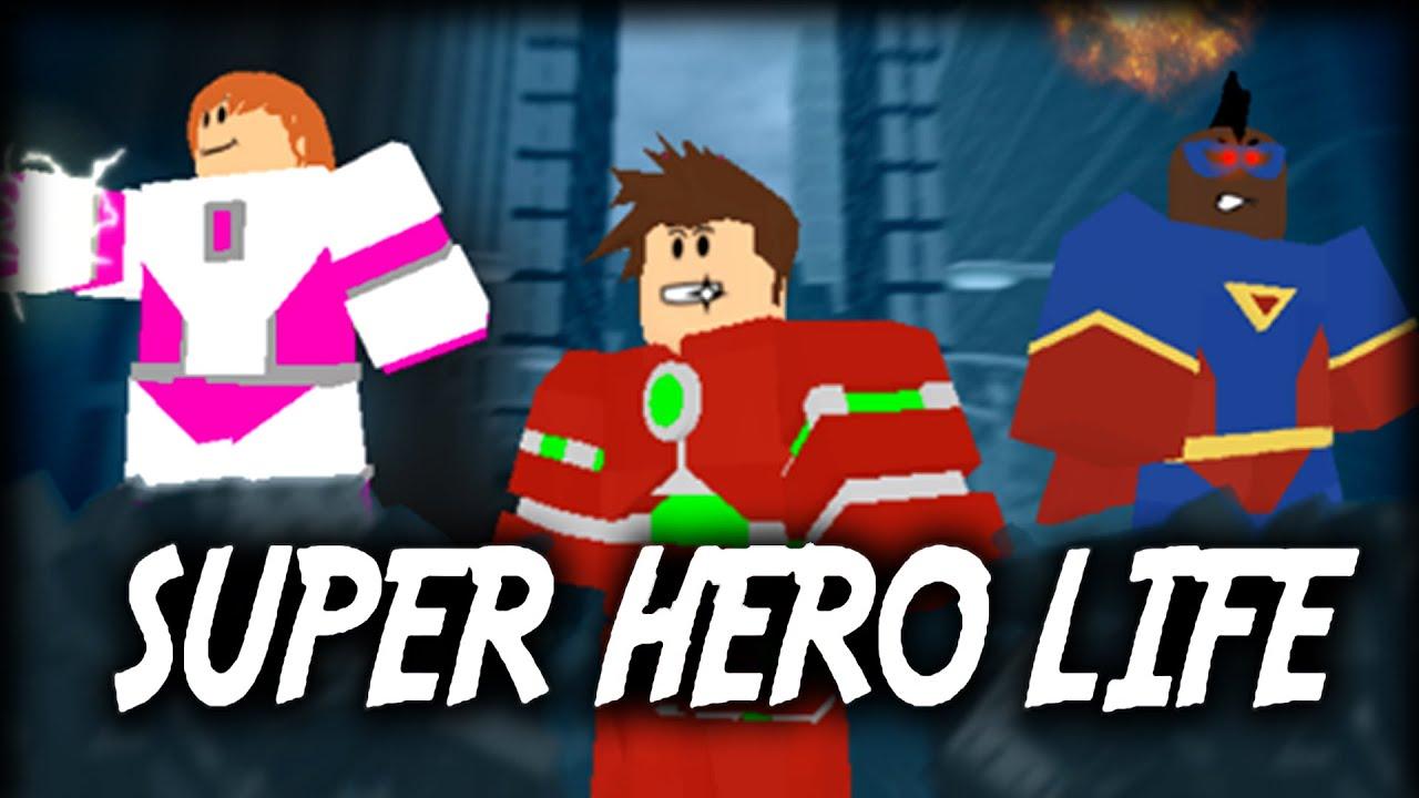 Super Hero Life Lets Play Roblox Youtube - who peed in deadpool roblox superhero tycoon magic kill quests boss spawns fgteev 17