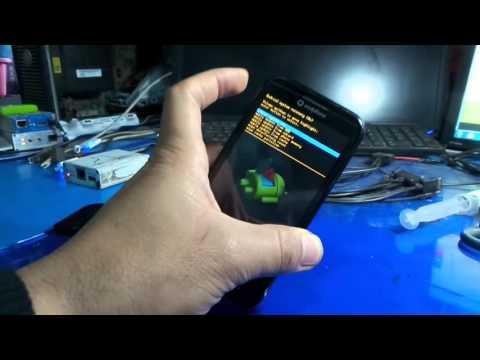 vodafone smart lll 975 n hard reset