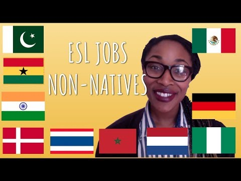Tips For Finding Online ESL Jobs (Non-Natives)