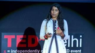 Uma Prajapati Haimavati at TEDxDelhi