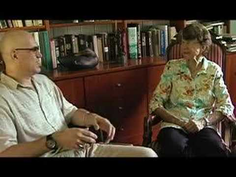 Janet Reno Song of America Interview/Part 1